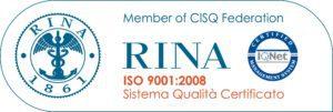 RINA UNI EN ISO 9001:2008